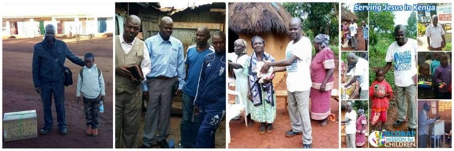 joseph kibera slum sponsor a child christian kenya