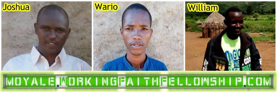 Leaders WFF Moyale Kenya Christian Sponsor Child Sponsorship