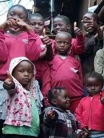 Kibera Slum & Siaya Kenya